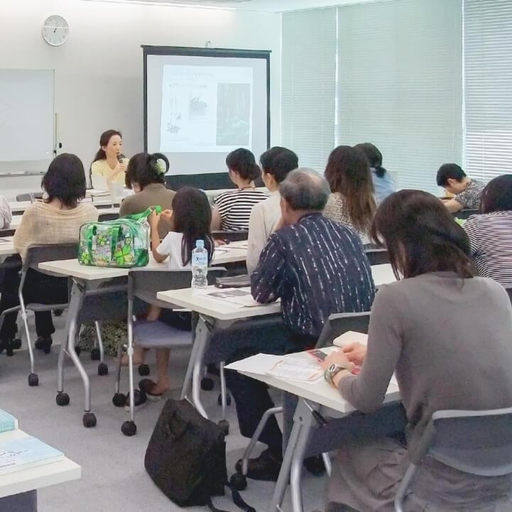 豊富な実績を持った講師陣が世界水準の授業を展開